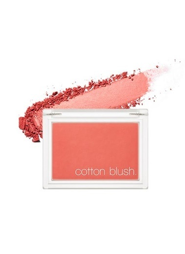 Missha Cotton Blusher (Sunny Afternoon) Pembe